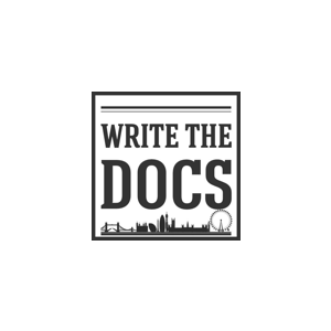 Write The Docs London logo