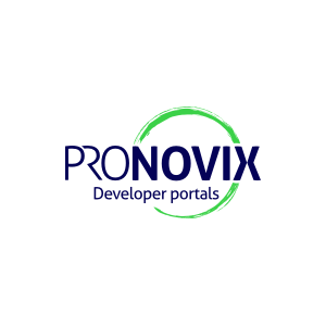 Pronovix Developer Portals logo