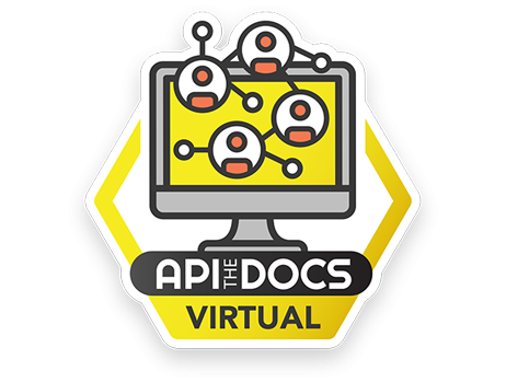 API The Docs Virtual logo