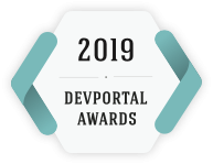 DevPortal Awards 2019 logo